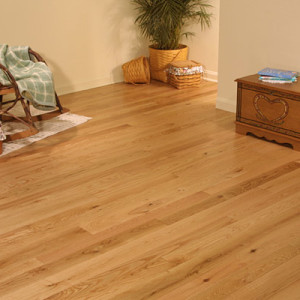 Room Picture Red Oak Natural